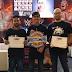 A Mumbai guy wins  Road to WrestleMania Contest at Oberoi Mall