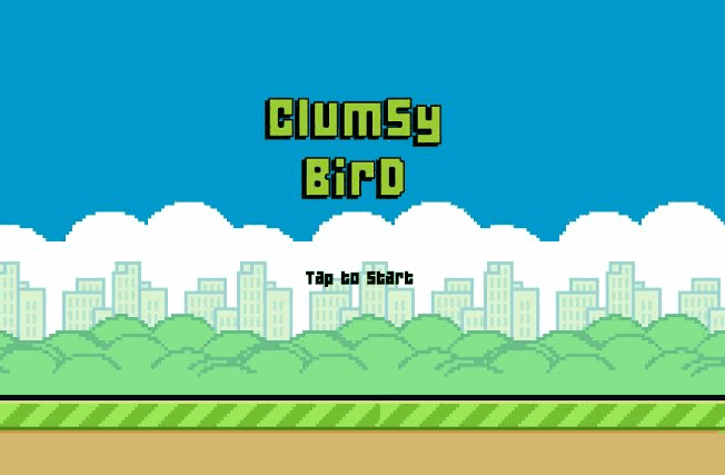 play Clumsy Bird