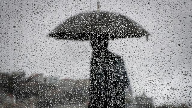 Διαδοχικά κύματα βροχών τις επόμενες ημέρες