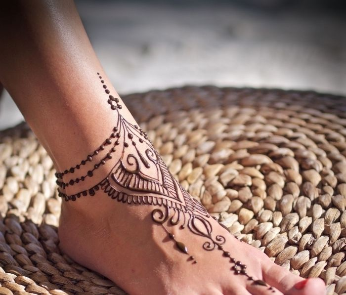 henné-tatouage féminin-9