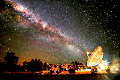 Alien Signal? Mysterious  Fast Radio Bursts From Outside Galaxy