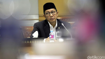 lukman hakim ketua menag indonesia