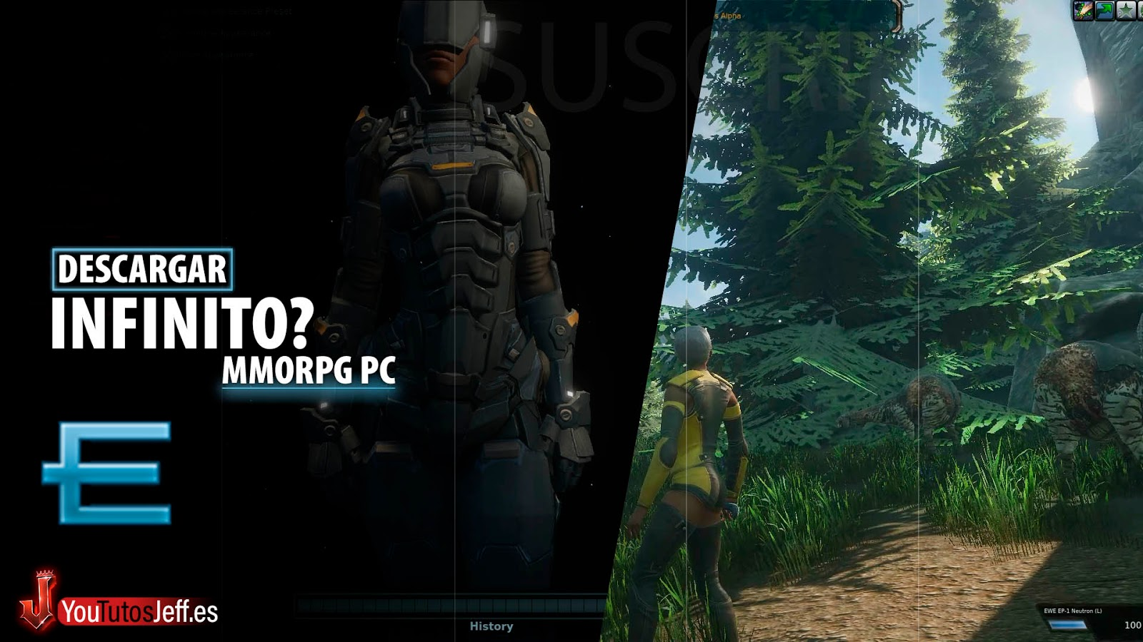 MMORPG INFINITO? Descargar Entropia Universe Sci-Fi para PC Gratis