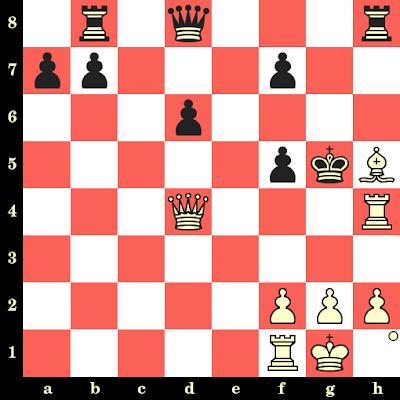 Les Blancs jouent et matent en 4 coups - Rogvi Nielsen vs Koffi Botsoe, Istanboul, 2012