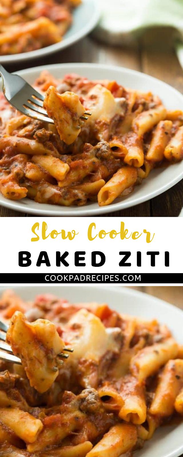 Slоw Cooker Baked Ziti
