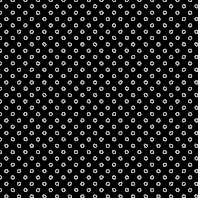 Spiky seamless doughnuts texture