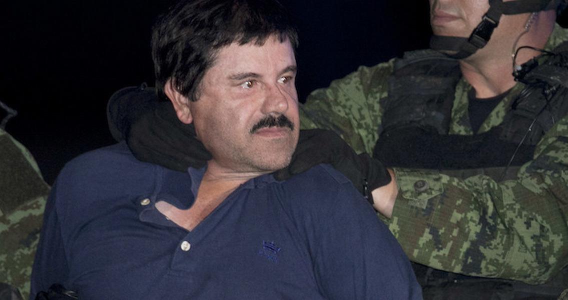 """¿Quién era """"El Güero Ranas"""", jefe de seguridad de la familia de """"El Chapo"""" Guzmán?"""