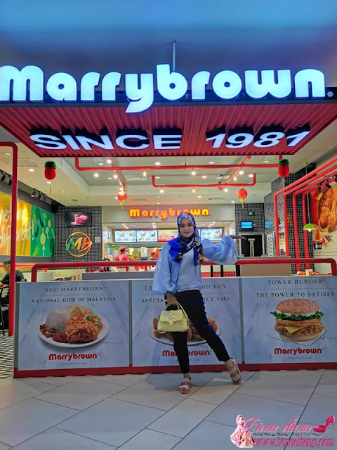 Raikan Tahun Baru Cina Dengan Fortune Burger di Marrybrown
