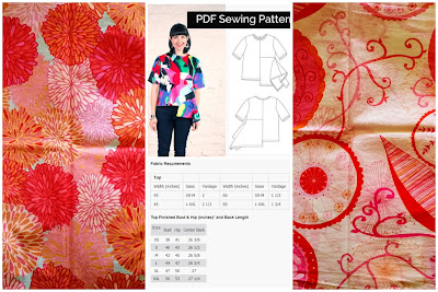Creates Sew Slow: An Orange Extravaganza for Summer