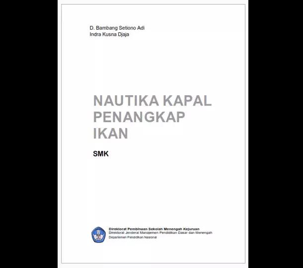 Buku SMK Nautika Kapal Penangkap Ikan