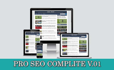 PRO SEO Complite Template Premium Blogger