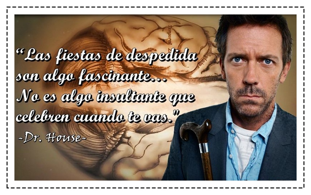 Doctor House Sarcasmo Las Mejores Frases Del Dr Gregory House