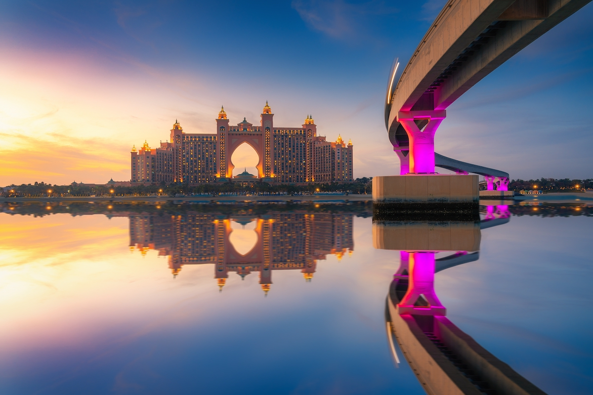 Dubai on target to host ATM 2021 - the largest in-person travel & tourism event in the world