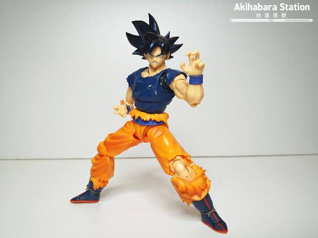 Review del S.H.Figuarts Son Goku Ultra Instinct Sign - Event Exclusive Color Edition - de Dragon Ball Super