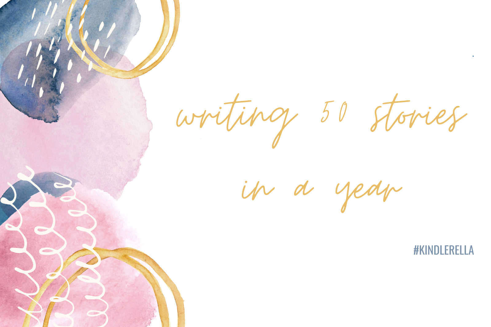 dws method | writing 50 stories in a year