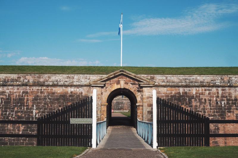 Visiter Fort George en Ecosse