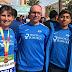 Eduardo Minchala y Juan Paya certifican su presencia en los Campeonatos de España de Marcha en Pista