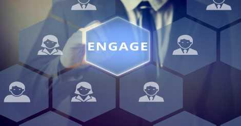 Engagement dengan Pengikut dan Akun Lain