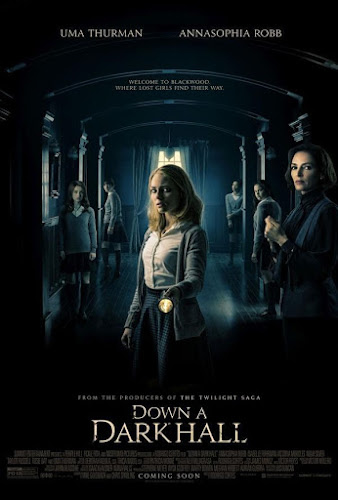 Down a Dark Hall (Web-DL 720p Ingles Subtitulada) (2018)