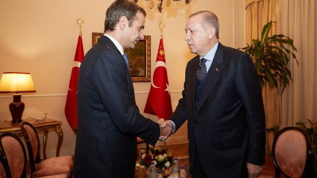 Ποια είναι η λογική της συνάντησης Μητσοτάκη και Ερντογάν;
