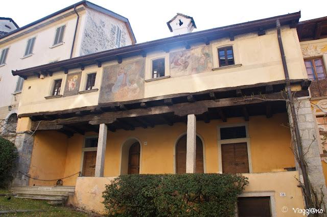 Il Palazzo dei Nani, il più antico edificio di Orta San Giulio