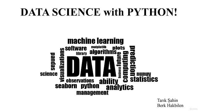 Take-off: Master Data Science with Python in 10 Hours | 2020