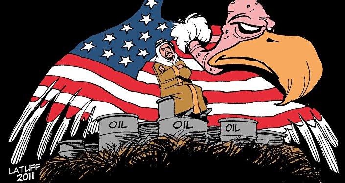 Resultado de imagem para trump e árabes charges