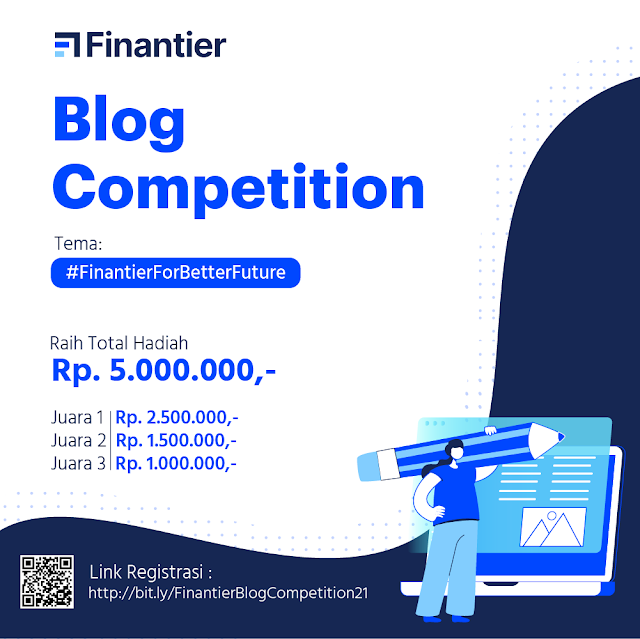 Blog Competition Finantier For Better Future