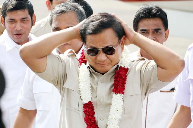 Beredar Isu Prabowo Stroke Hingga Batal Kampanye, Ini Kata BPN