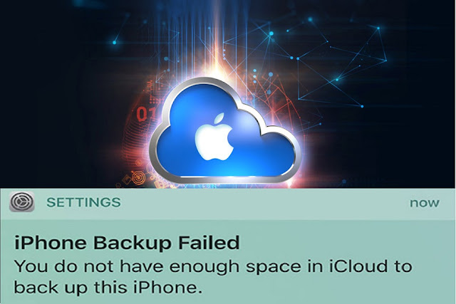 Cannot backup to iCloud? Here Are Some Fixes