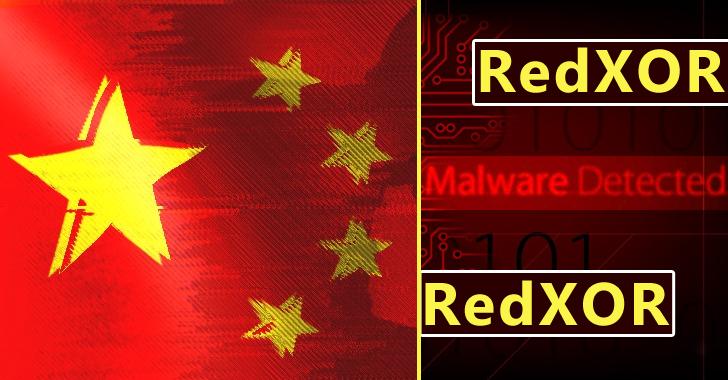 RedXOR Malware Chinese Linked