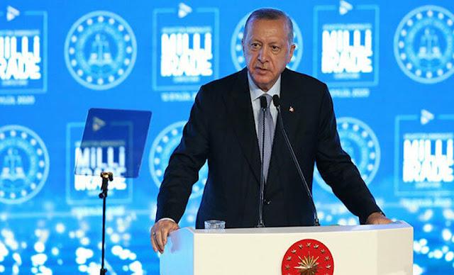 أردوغان يشن هجوما غير مسبوق على ماكرون: قتلتم مليون جزائري و800 ألف رواندي