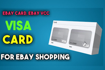 Ebay vcc - link card to ebay - how to add a card to ebay account for shopping/making payment