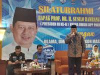 SBY Sarankan Presiden Jokowi Jelaskan Jumlah TKA yang Kerja di Indonesia
