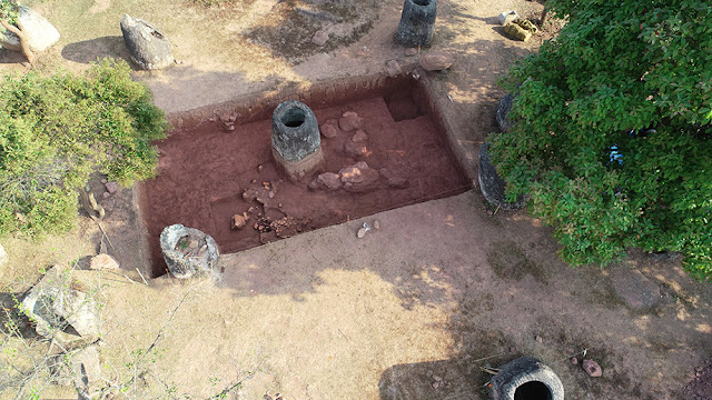 More mysterious jars of the dead unearthed in Laos