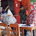 Babinsa Koramil Andong Bantu Pelaksanaan Posyandu Pada Balita