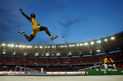Olahraga Lompat Jauh