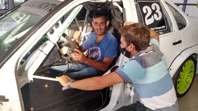 Francisco Tamagno y Martín Calamante competiran juntos en el TC2000 del Atlántico.