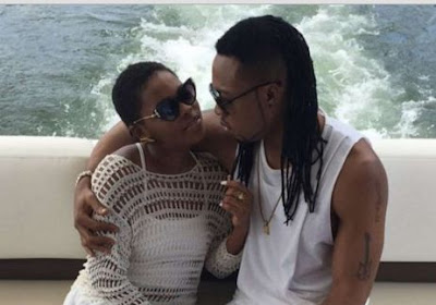 Chidinma and Flavour final open up video on the relationship date
