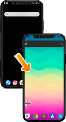 como cambiar los iconos de mi teléfono sin descargar aplicaciones