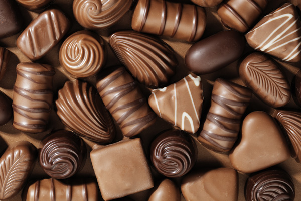 Eating chocolate is good for brain