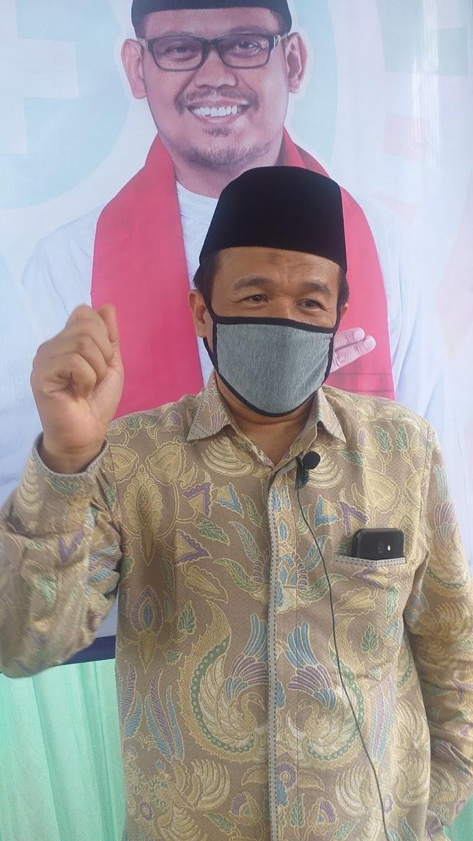 Pimpinan Ponpes Darul Akhyar Bangga Depok Dipimpin Kiai