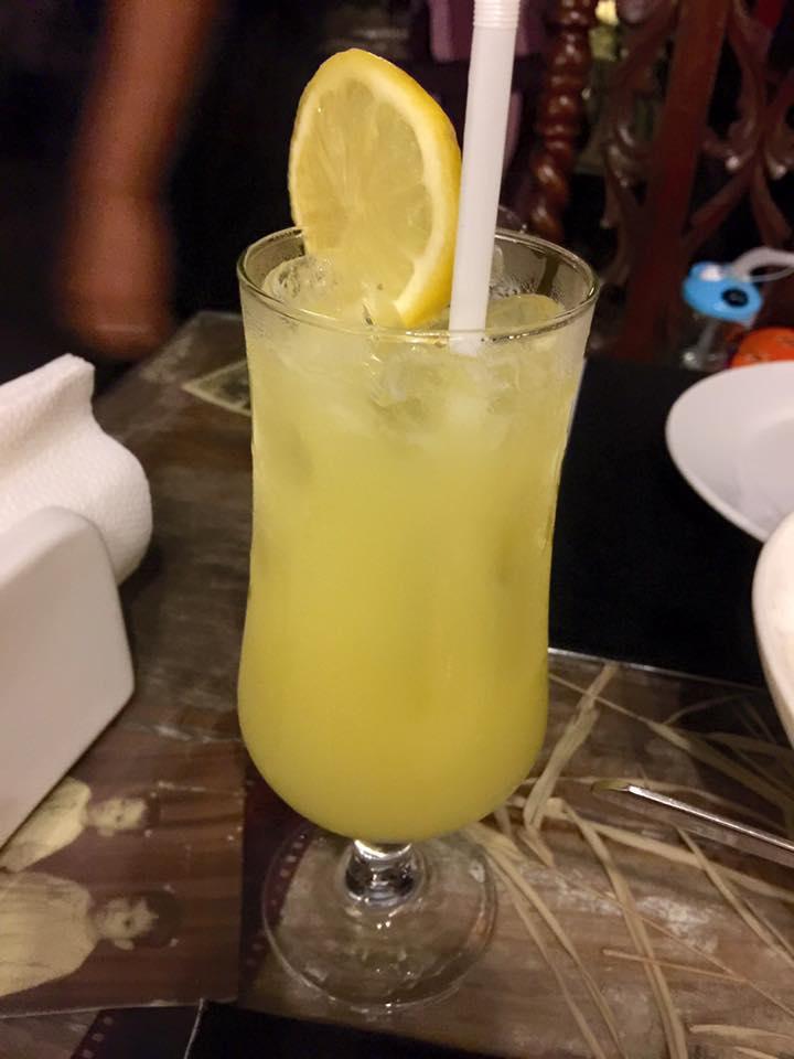 Patio Vera's Fresh Lemonade (PHP115)