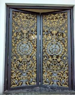 pintu besi tempa, pintu head besi tempa, pintu double besi tempa (1)