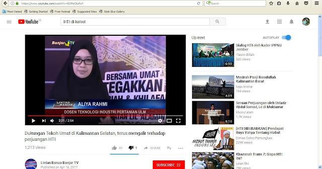 Ternyata Walikota Banjarmasin Ibnu Sina turut hadir di video ... 689ece4501