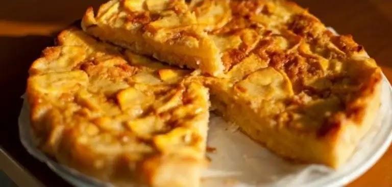 Here is how to prepare apple cinnamon pie in easy steps