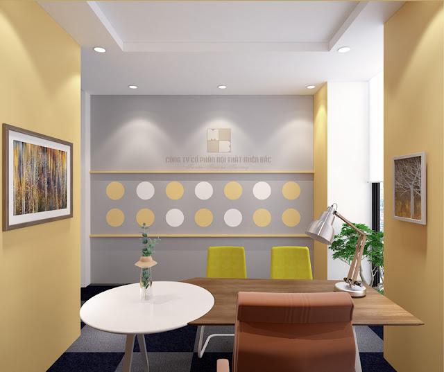 Thiết kế văn phòng sang trọng, thông minh của PVcombank - H2