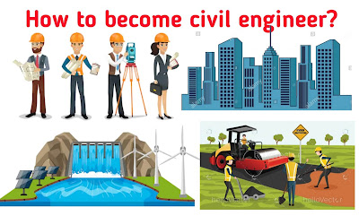 how to become a civil engineer in hindi