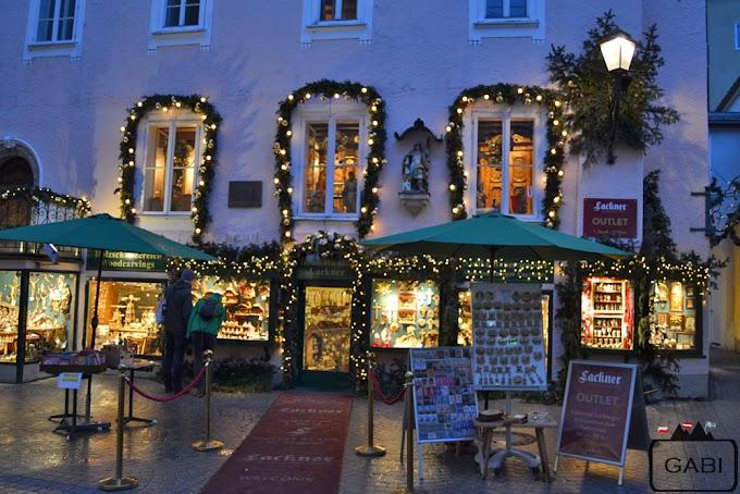 Poświąteczny Salzburg i Muzeum Bożego Narodzenia