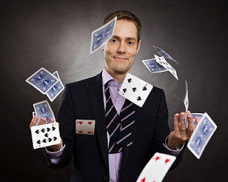 Corporate-Fx Tradeshow Magician, Joe Skilton